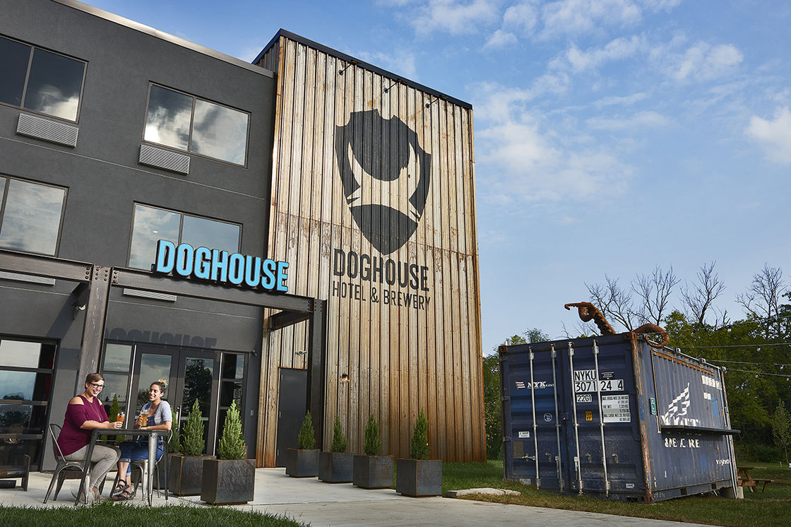 THE DOGHOUSE COLUMBUS IS OPEN