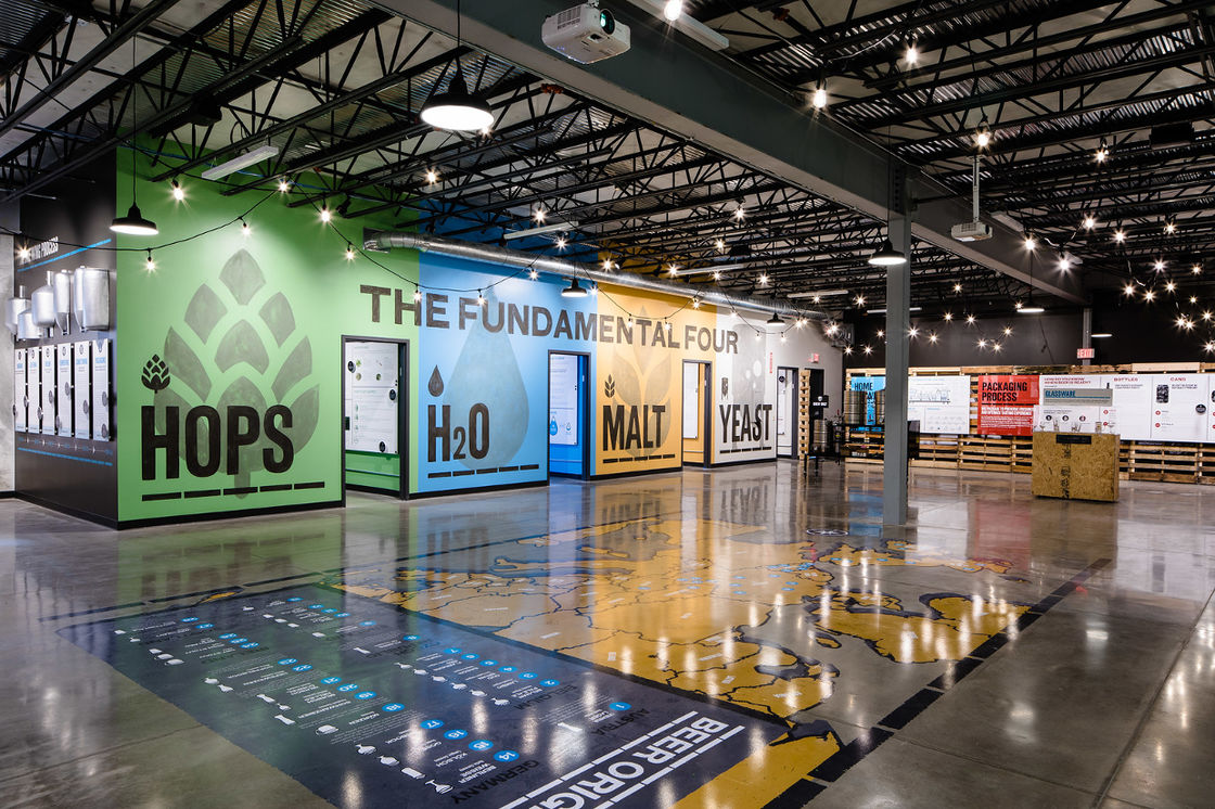 THE BREWDOG BEER MUSEUM