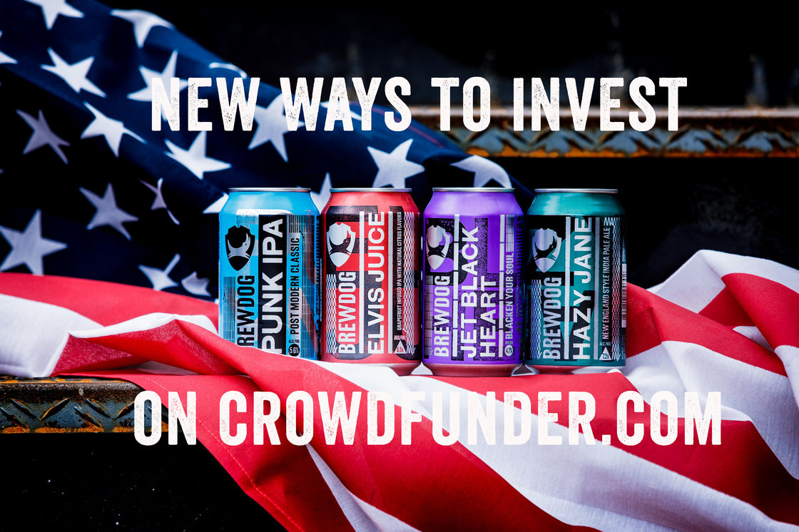 EQUITY FOR PUNKS USA - INVEST ON CROWDFUNDER