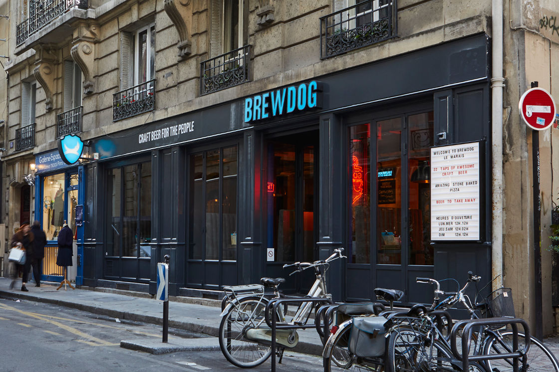 BREWDOG BARS – WHAT WE STAND FOR