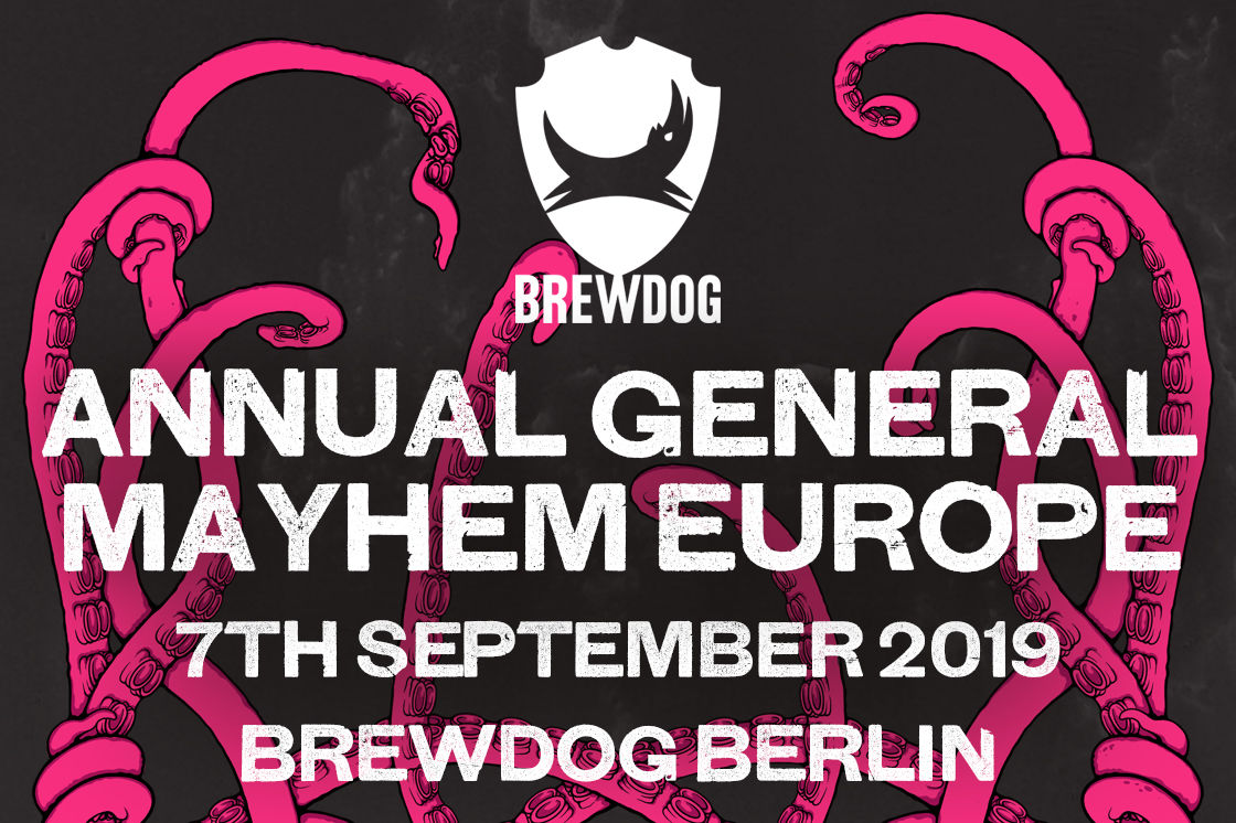 ANNUAL GENERAL MAYHEM EUROPE