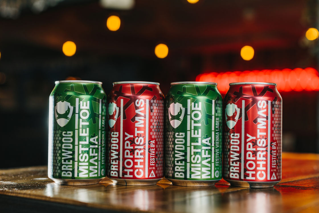 FESTIVE BEERS ARE HERE